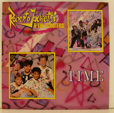 "ROBERTO JACKETTI & THE SCOOTERS TIME 12"" LP (h169)"