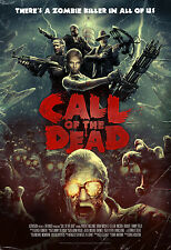 Nazi Zombies Call Duty Black Ops Laminado Mini A4 Poster Cod Call Of The Dead