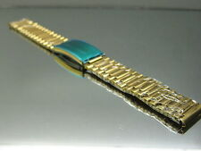 NEW GOOD QUALITY REPLACEMENT GOLD PLATED BRACELET FOR RADO DIASTAR WATCH