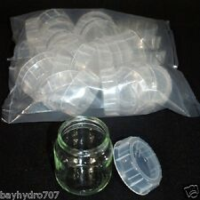 Tissue Culture Snap on Jar LIDS ONLY Propagation Cloning SAVE $$ W/ BAY HYDRO $$
