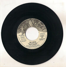 STEVE HACKETT - THE SHOW - KURTIS BLOW - THE BREAKS - DISCO PROMO