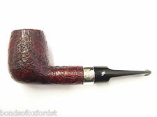Peterson House Pipe Billiard Sandblast Fishtail