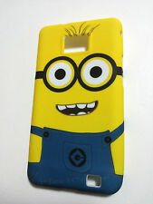 COVER CUSTODIA CASE SAMSUNG GALAXY S2 i9100 9105 minion despicable me