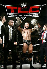 WWE: TLC - Tables, Ladders & Chairs 2013 DVD