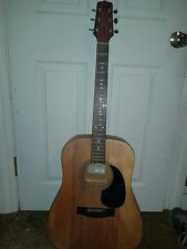 Jasmine Acoustic Guitar S35 barely used