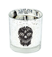 D.L. & Co Luxury Designer Candle Spooky Skull Gothic Poison Apple Scented