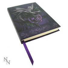 Dragon Beauty Embossed Journal ~ Wiccan Pagan Metaphysical Book of Shadows