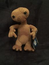 "E.T The Extra-Terrestrial Universal 8"" Plush with Tag"