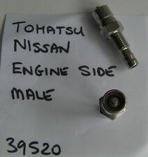 Nissan Tohatsu Outboard Fuel Connector Fitting, Mounts on Engine our code 39520