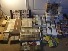 Huge  card lots of 800 Sports cards