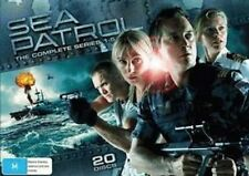 SEA PATROL : COMPLETE SEASON 1 2 3 4 5 Box Set -  DVD - REGION 4 - Sealed