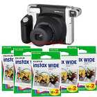Fujifilm Instax Wide 300 Instant Camera + Fuji Wide Film Photo 210