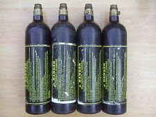 PAINTBALL Co2 CYLINDER - BOTTLE - TANK - PAINTBALL - AIR RIFLES - 12oz CAPACITY