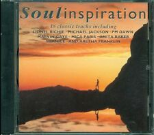 Soul Inspiration - Michael Jackson/Aretha Franklin/Mica Paris/Anita Baker Cd