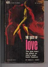 THE TASTE OF LOVE ~ RAM CLASSIC RC547 CHARLES Z. MUNTZ 1969 1ST ORALISM