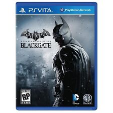 Batman: Arkham Origins Blackgate (Sony PlayStation Vita, 2013)