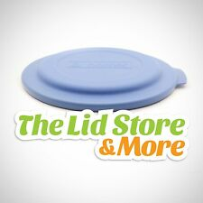 Anchor Hocking Storage Blue Plastic Lid-Replacement Cover For 1.5qt Mixing Bowl