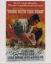 ANN RUTHERFORD EVELYN KEYES CAMMIE KING RAND BROOKS SIGNED GONE WITH THE WIND