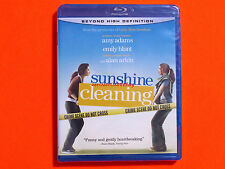 SUNSHINE CLEANING Blu-ray **Brand New & Sealed**