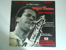 Jazz Wayne Shorter JA 1250 / 1251 - 2 Lp's For You To Play
