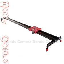 "KAMERAR SLD-470 Video Slider System Stabilizer 47"" 120cm for Canon Nikon camera"
