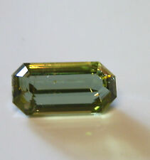 Large natural earth-mined pale green Himalayan tourmaline....5.18 ct