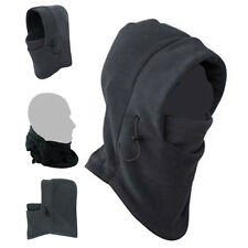 Thermal Fleece Balaclava Winter Ski Outdoor Sports Full Neck Face Mask Hat Cap