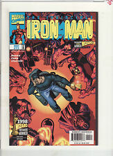 Iron Man v3 #11 vf/nm