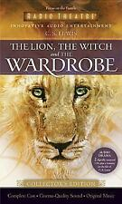 Radio Theatre The Lion, the Witch and the Wardrobe 2 CD C. S. Lewis Audio book