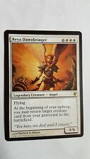 1x REYA DAWNBRINGER - Rare - Conspiracy - MTG - NM - Magic the Gathering