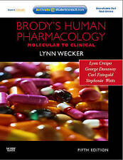 Brody's Human Pharmacology: With STUDENT CONSULT Online Access, 5e (Human Pharma