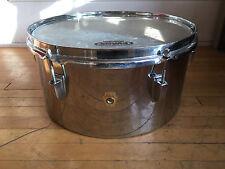 """Vintage 1960's Ludwig 13"""" Steel Timbale Drum"""