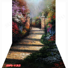 Outdoor 10'x20' Computer-painted (CP) Scenic Vinyl Background Backdrop SR132B88