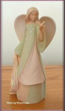 AUGUST MONTHLY BIRTHDAY ANGEL BY ENESCO FOUNDATIONS 7.5 INCHES FREE U.S. SHIP