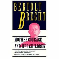 Mother Courage and her Children by Bertolt Brecht , small paperback