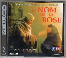 DOUBLE CDI DU FILM LE NOM DE LA ROSE REALISATION JEAN JACQUES ANNAUD