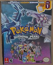 Prima Official Game Guides: Pokemon Diamond and Pearl Vol. 1 Gameboy Games Book