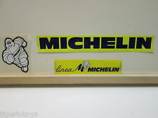 ADESIVI STICKERS  LOTTO 3  ADESIVI   MICHELIN  VINTAGE