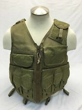 Eagle Industries TAC V 1 Rifleman Vest Khaki Old School Trim Tab  SEALs Medium