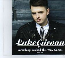 (DR589) Luke Girvan, Something Wicked This Way Comes - 2012 DJ CD