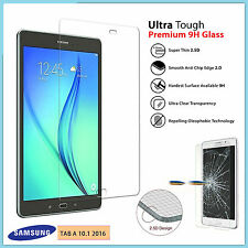 "Genuine LCD Tempered Glass Screen Protector for Galaxy Tab A 10.1"" SM-T580(2016)"
