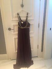 Marchessa Notte Plum Gown Size 4
