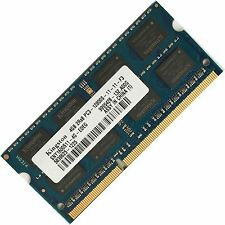 KINGSTON ValueRAM 4GB 1X4GB DDR3-1600MHZ PC3-12800 Unbuffered PORTATILE MEMORY RAM