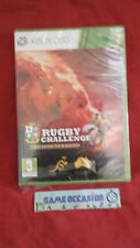 RUGBY CHALLENGE 2 II XBOX 360 COMPLET MICROSOFT PAL