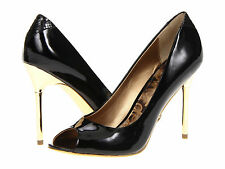 NIB Sam Edelman Reagan Women's Size 9 Black Heels Pumps $120