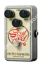 EHX electro harmonix Soul Food DISTORSION / FUZZ / Overdrive Guitar FX Pédale