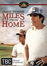 "DVD ""MILES FROM HOME"" RICHARD GERE, KEVIN ANDERSON. REGION 4, BRAND NEW! LOOK!"
