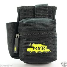 MXJO Vape Pouch Bag ( Black ) |  Authentic Carrying Travel Case 4 Vaping Gear
