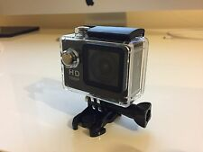 "Sports Action Camera 2016 Model 1080p HD 30m Waterproof 2"" LCD Gopro"