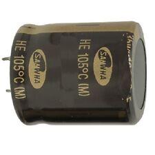 Capacitor Electrolítico Low Profile Snap-in 105 ° c 4700uf 35v Condensador